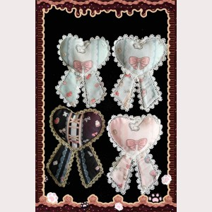 Infanta nurse bear matching brooch - 1pc (IN861)