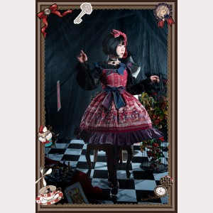 Infanta Animal Show Lolita Dress JSK (IN933)