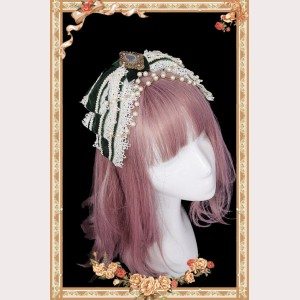 Infanta Gift Bear Sweet Lolita Headbow KC (IN938)
