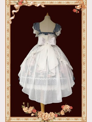 Infanta Bowknot Lolita Tail (IN940)