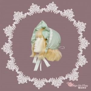 Magic Tea Party Angie's Lovely Lolita Bonnet (MP118)