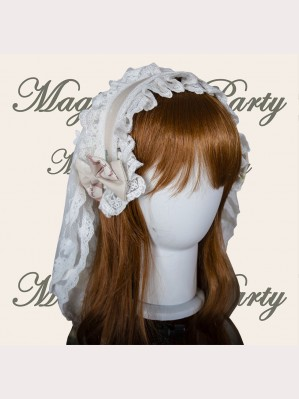 Magic Tea Party Little Ida's Flowers Lolita Headdress KC (MP101)