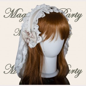 Magic Tea Party Little Ida 's Flowers Lolita Hair Accessories KC (MP101)