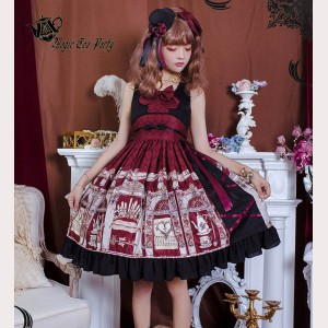 Magic Tea Party Miss Julie Lolita Dress JSK (MP103)