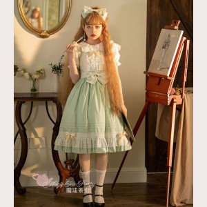 Magic Tea Party Classic Sweet Lolita Dress JSK (MP80)