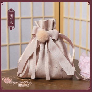 Magic Tea Party Sunny or Rainy Japanese Style Lolita 2 Ways Handbag (MP88)