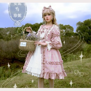 Magic Tea Party Anna & Jenny Lolita Dress OP (MP91)