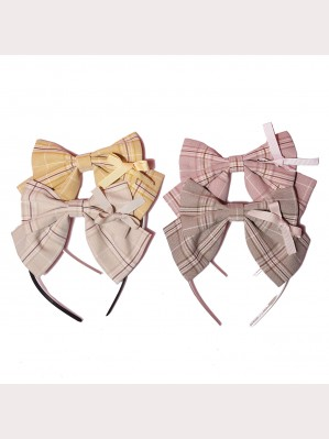 Magic Tea Party Anna & Jenny Lolita Hair Accessories (MP92)