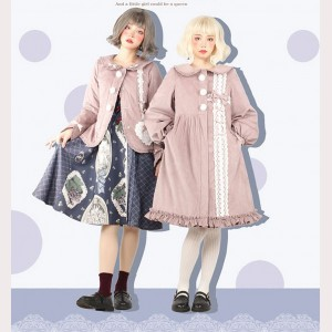 Magic Tea Party Miss Bow Tie Lolita Jacket (MP125)