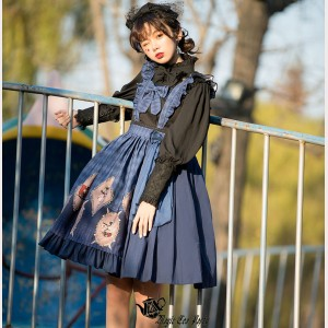 Magic tea party And Then There Were None Lolita Style Dress JSK (MP02)