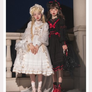 Magic tea party Jelly Fish Lolita Style Dress OP (MP06)