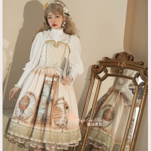 Magic tea party Tulip Escape Classic Lolita Style Dress JSK (MP09)