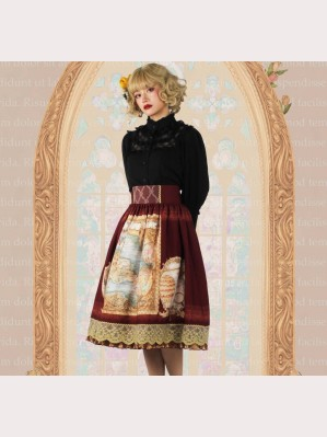 Magic tea party Tulip Escape Classic Lolita Skirt SK (MP11)