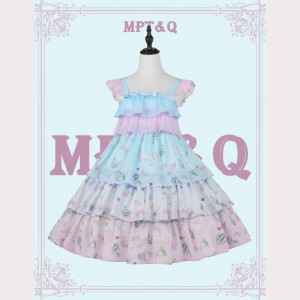 Magic Tea Party Summer Aroma Sweet Lolita Dress JSK (MP119)