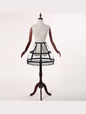 Classical Puppets Boned Cage Type Lolita Petticoat (CP05)