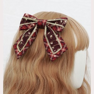 Rabbit Band Lolita Hair Clip by Cat Highness (CH10)