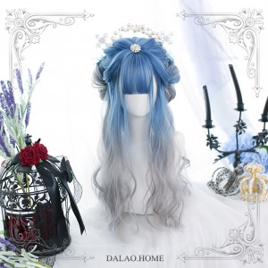 Dazzle Gradient Color Lolita Wig (DL04)