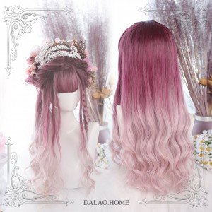 Noble Gradient Color Lolita Wig (DL08)