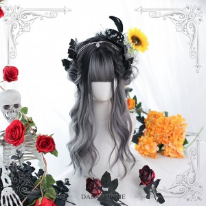 Pandemonium Long Curly Lolita Wig (DL13)