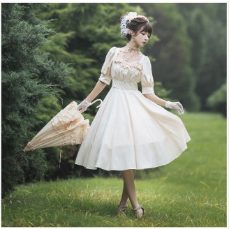 Carroll Manor Classic Lolita Dress OP by Cat Highness (CH16)