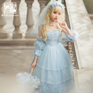 Princess Kant Classic Lolita Dress JSK by Cat Highness (CH17)
