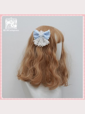 Princess Kant Lolita Hair Clip by Cat Highness (CH18)