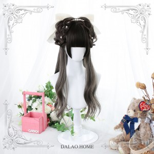 String Long Lolita Wig (DL14)
