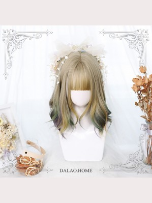 Sudden Gradient Color Lolita Wig (DL16)