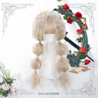 Eliza Curly Lolita Wig (DL17)