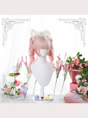 Summer Anne Double Ponytail Lolita Wig (DL19)