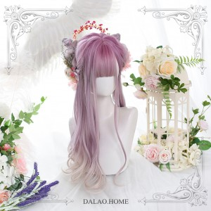 Purple Rhyme Lolita Wig (DL20)