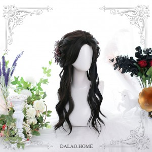 Warm Long Curly Lolita Wig (DL26)
