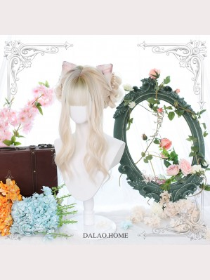 Pansy Curly Lolita Wig (DL27)