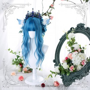 Peppermint Wave Lolita Wig (DL33)