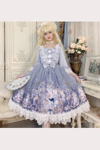 Gorgeous Mermaid Classic Lolita Dress OP (HS01)