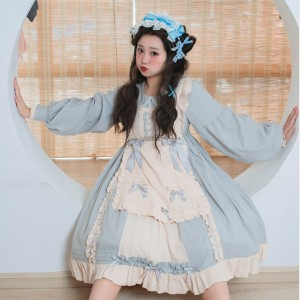 Sweet Cream Lolita Dress OP (BJ06)