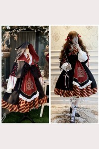 Magic Academy School Lolita Style Dress (DJ26)