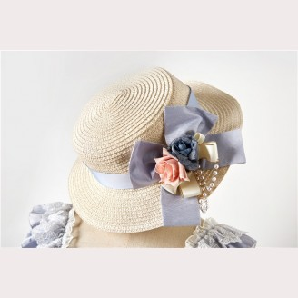 Gorgeous Mermaid Classic Lolita Matching Hat (HS03)
