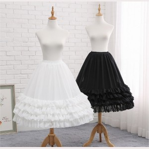 Polyester Boning Adjustable petticoat (YF01)