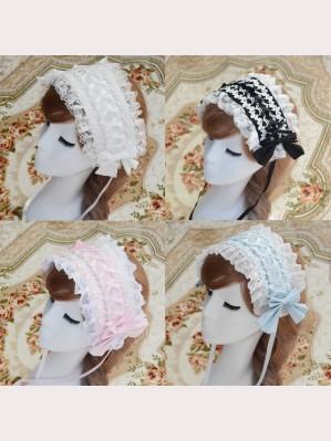 Classic Bowknot Sweet Lolita Headband KC (K005)