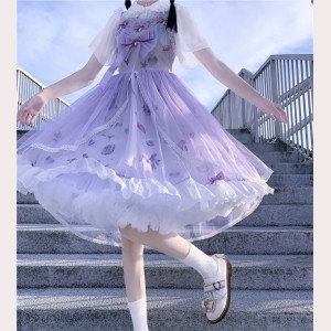 Seashell Sweet Lolita Style Dress JSK (HA65)