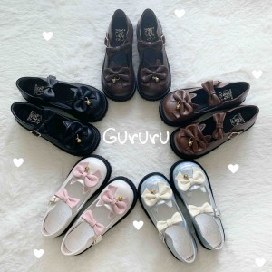 Little Cat Lolita Shoes (GU01)
