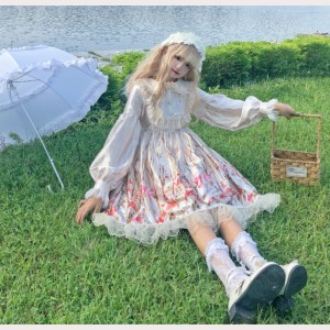 Autumn In My Heart Lolita Style Dress OP (WS03)