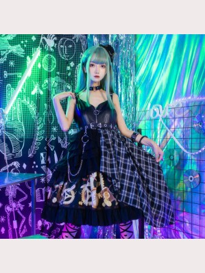 Mechanical Girl lolita dress JSK by OCELOT (OT02)