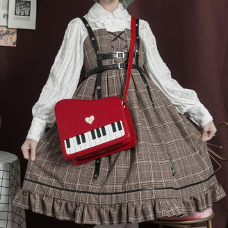 Piano lolita Handbag by OCELOT (OT04)