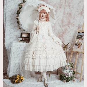 Miss Lisa Classic Lolita Dress OP by OCELOT (OT06)