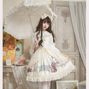 The Old Dream Lolita Style Dress JSK (HA22)