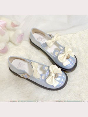 Sweet Bear Sweet Lolita Style Shoes (HA50)