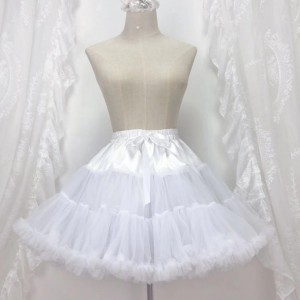Super Puffy Lolita Style Petticoat (HA54)