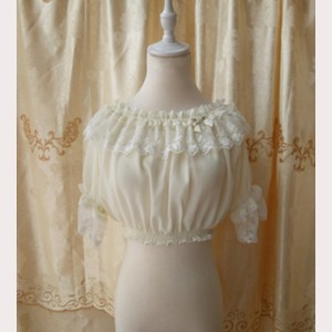 Orchid Lane Lace Lolita Top (OL23)